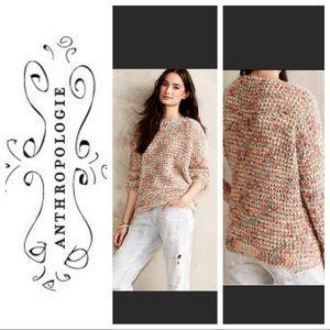 Anthropologie La Fee Verte Darien Pullover Sweater